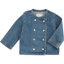 Jacket Lucien Denim - BLUE