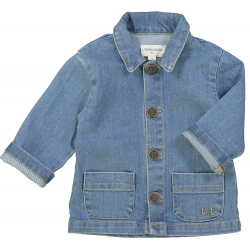 Jacket Victor Denim - BLUE