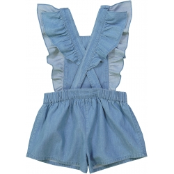 Overall Cleopatre Chambray...