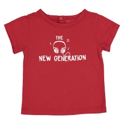 T-shirt Tom Jersey Generation