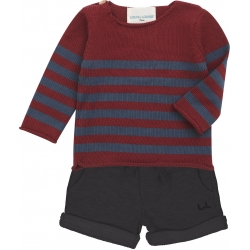 Sweater Axel Knitted Cotton...