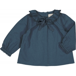 TUNIC ALICE COTTON VEIL -...