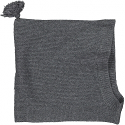 HAT SPACE MERINOS - GREY
