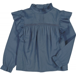TUNIC AMANDA COTTON VEIL -...