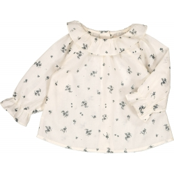 TUNIC LILIE ROMANTIC FLOWER...