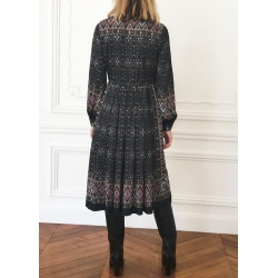 DRESS KATHARINA CASHMERE -...