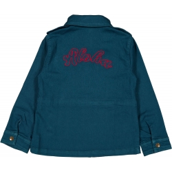 Jacket Tino Dyed Denim -...