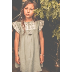 Dress Maddie Cotton Couche...