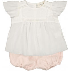 Tunic Aude Cotton Veil -...