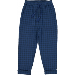 Trousers Valentin Check -...