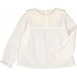 TUNIC DELPHINA COTTON VEIL...