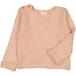 PULL MOUSSE MOHAIR - PINK