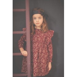 Dress Ariel Twill Bandana -...