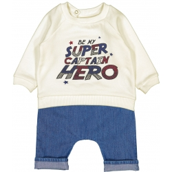 Sweat James Fleece Heroes -...
