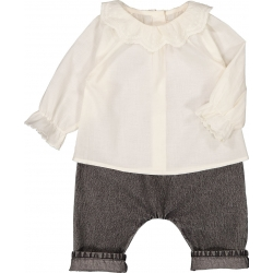 Tunic Lilia Cotton Veil -...