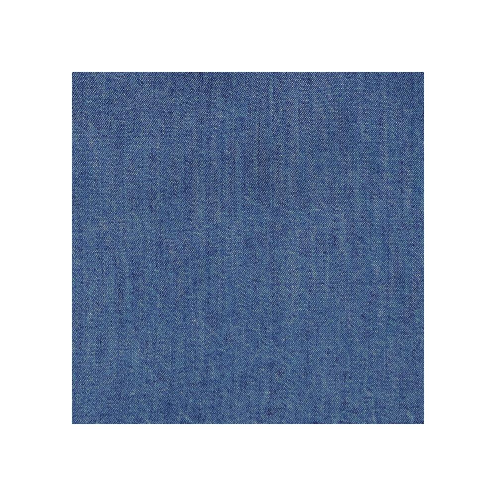 Dress Amiel Chambray - BLUE
