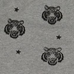 Sweat James Fleece Tiger -...