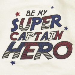 Sweat Board Fleece Heroes -...